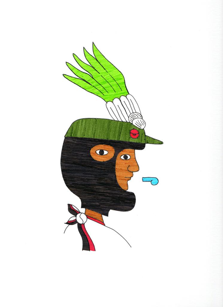 Máscara Nacional