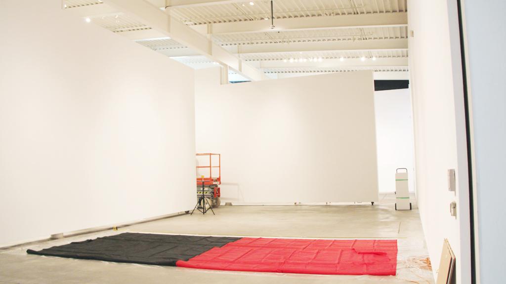 Rojo I Negro Instalacion 1