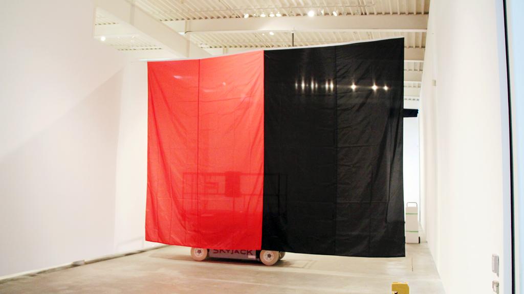 Rojo I Negro Instalacion 3